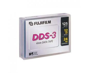 Fuji 4mm DDS-3 125M 12GB/24GB Data Tape Cartridge - 26047300