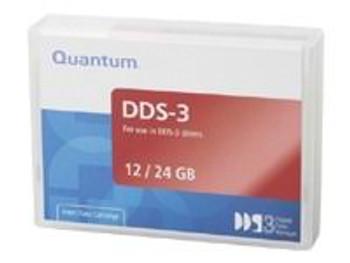 Quantum 4mm DDS-3 125M 12GB/24GB Data Tape Cartridge  - CDM24