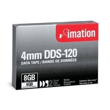 Imation DDS-2 Data Cartridge - DDS-2 - 4 GB / 8 GB - 43347