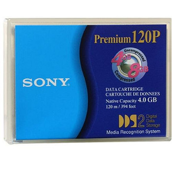 Sony DDS-2 4mm Data Tape - DGD120P