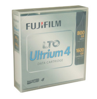 Fujifilm LTO Ultrium 4 Data Cartridge - LTO Ultrium LTO-4 - 800GB / 1.6TB