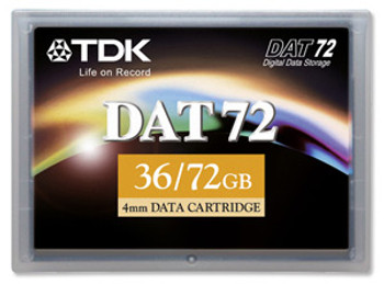 TDK DDS-5 DAT72 Data Tape - DC4-170