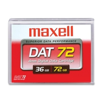 Maxell 200200 DAT Data Cartridge - DAT - 36 GB / 72 GB