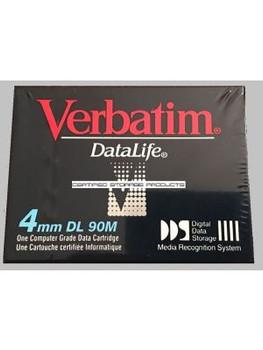 Verbatim 4mm DDS-1 2GB/4GB 90 Meter Data Cartridge - 88195