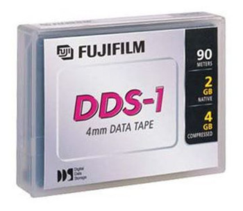 Fuji 4mm DDS-1 2GB/4GB 90 Meter Data Tape - 600003060