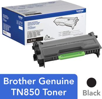 Brother Brand TN580 High Yield Toner Cartridge