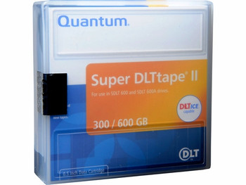 Quantum Super DLT II Data Tape Cartridge - MR-S2MQN-01
