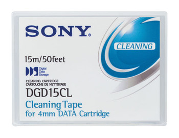 Sony 4mm DDS Cleaning Tape - DGD15-CL