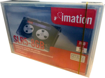 Imation SLR5 4/8GB Data Tape Cartridge - 11864