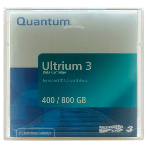 Quantum LTO-3 400GB / 800GB Ultrium Data Cartridge - MR-L3MQN-01