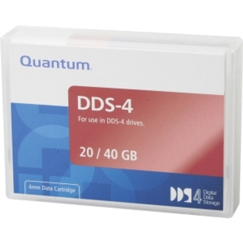 Quantum DDS-4 Tape Cartridge - DAT DDS-4 - 20GB / 40GB - MR-D4MQN-01 - CDM40