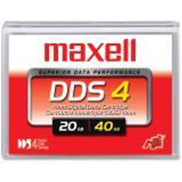 200028 - Maxell HS-4/150s DAT DDS-4 Data Cartridge - DDS-4 - 20 GB / 40 GB