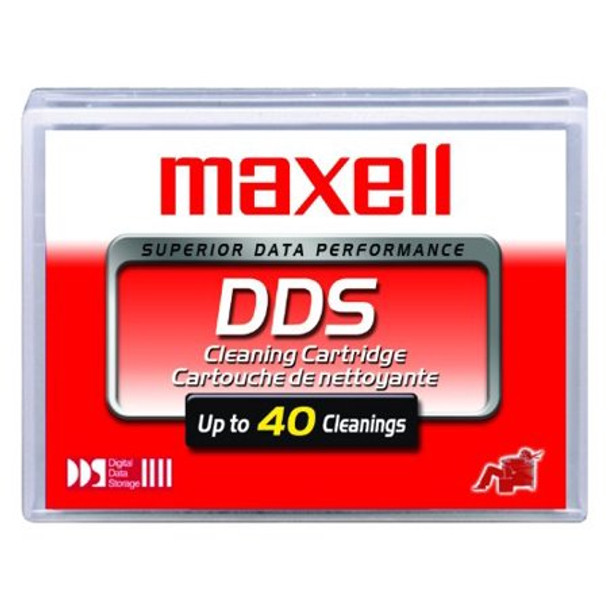 Maxell 4mm DDS Cleaning Cartridge - 186990
