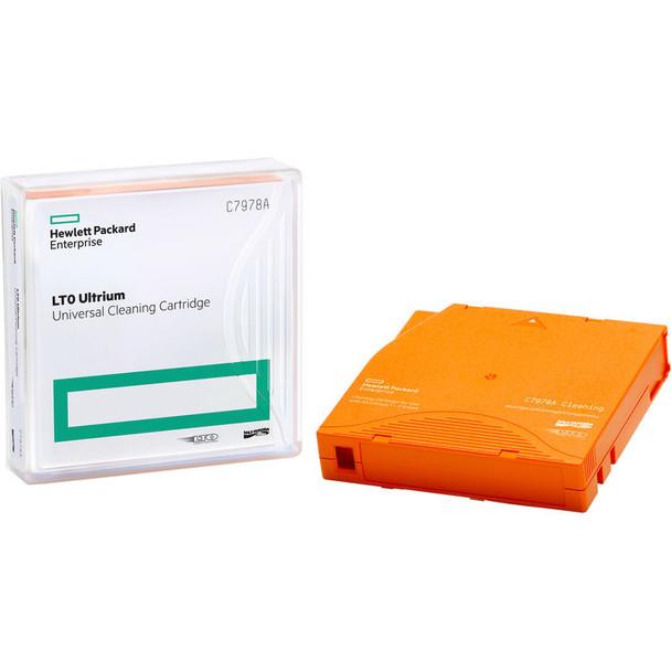 HP LTO Ultrium Cleaning Tape Cartridge - C7978A