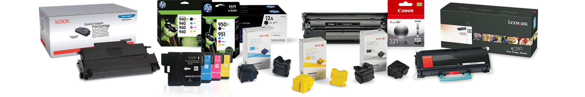 Genuine Brand Name OEM Toner