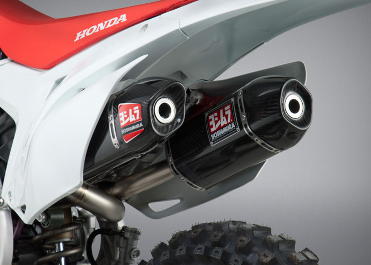 YOSHIMURA 225821H220 RS-9 FULL EXHAUST HONDA CRF450R 15-16