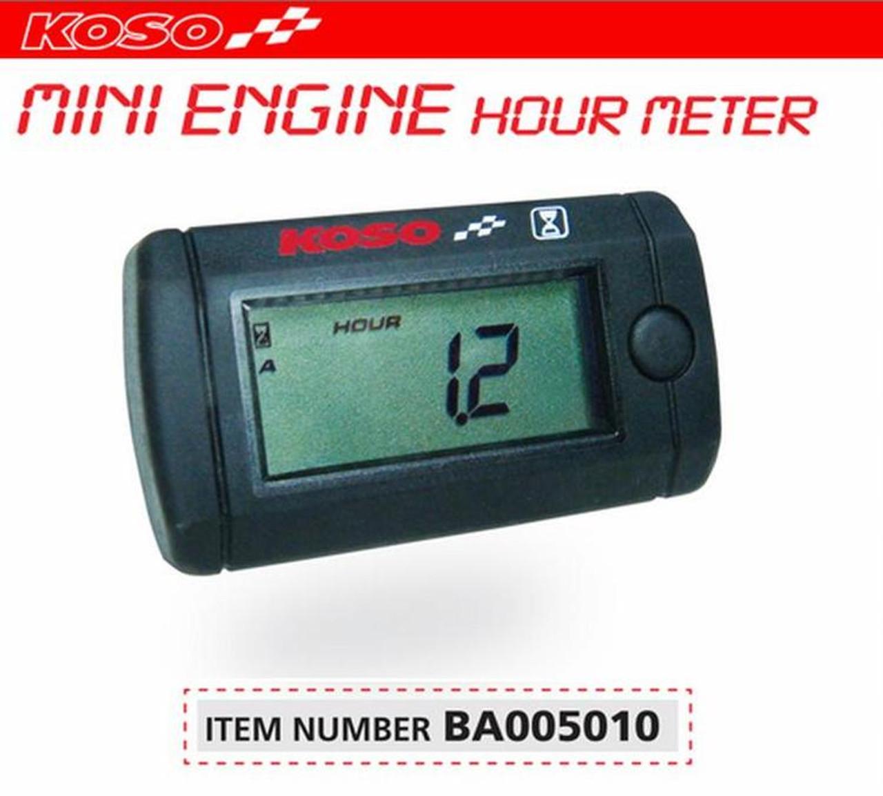 KOSO HOUR METER BA005010