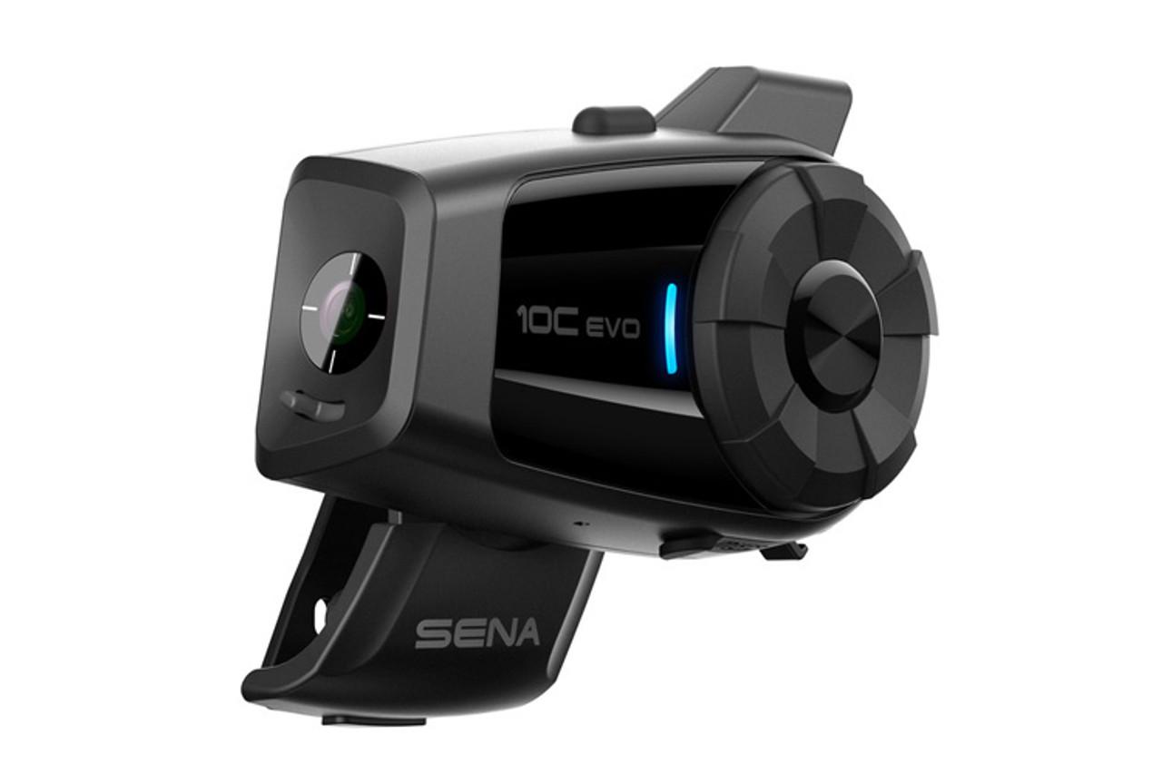 Sena 10c Evo 10c Evo 01 Camera Bluetooth Headset System