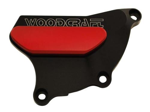 WOODCRAFT CFM 60-0337RB Honda CBR1000RR(04-07), Right, Blk Engine Covers