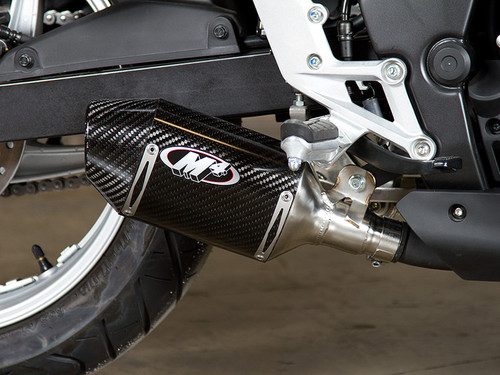 M4 HO3224 STREET SLAYER CARBON CF SO EXHAUST CBR250 11-13