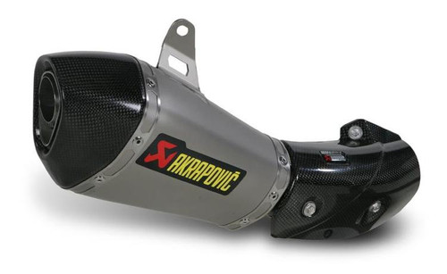 AKRAPOVIC S-K10SO7T-HASZ SLIP ON SO EXHAUST SYSTEM  TITANIUM TI SHORTY MUFFLER W CARBON FIBER CF END CAP CARBON HEAT SHIELD  KAWASAKI ZX10 ZX10R ZX-10 ZX-10R ZX 10 10R 1000  2011 11 12 2012 2013 13 2014 14 15 2015