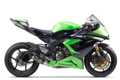 TWO BROTHERS 2 BROS 005-3860405-S1 SO SLIP ON EXHAUST SYSTEM S1-R S1R CARBON FIBER CF GP STYLE MUFFLER KAWASAKI ZX6R ZX6 ZX-6R ZX-6 600 09 10 11 12 13 14 15 16 2009 2010 2011 2012 2013 2014 2015 2016