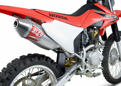 YOSHIMURA 222300C350 RS-2 RS2 FULL EXHAUST SYSTEM CRF230F 03-16