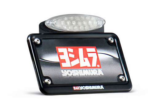 YOSHIMURA 070BG133000 FENDER ELIMINATOR LICENSE PLATE KIT WR250R  08-15