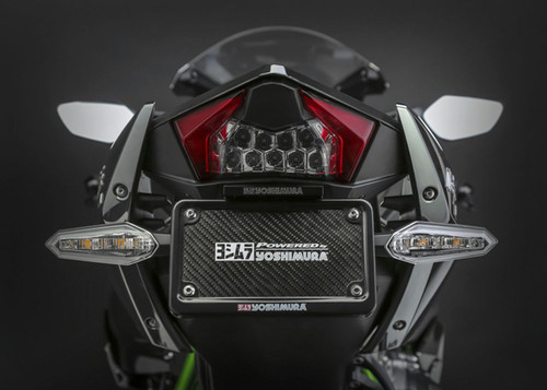 YOSHIMURA 070BG142000 FENDER ELIMINATOR LICENSE PLATE KIT  KAWASAKI NINJA H2 H2R   15 16 2015 2016