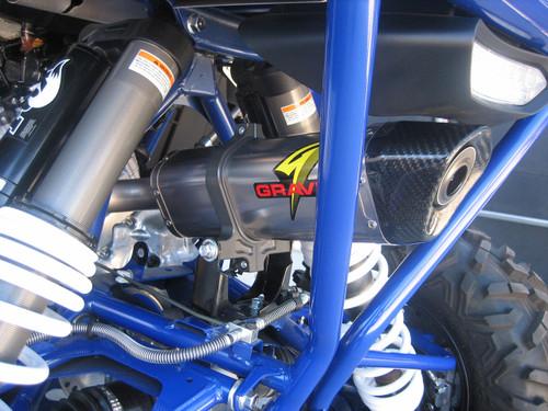 GRAVES  EXY-16YXZ-FTT FULL TITANIUM EXHAUST SYSTEM Yamaha YXZ1000r 16-21