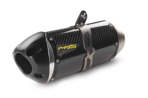 TWO BROS 005-4470105-S1 S1R CARBON FULL EXHAUST SYSTEM CBR500R