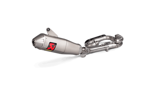 S-Y2MR15-CIBNTA	$838.11	Akrapovic Off Road Racing Exhaust System Yamaha YZ250F / YZ250FX / WR250F 2017