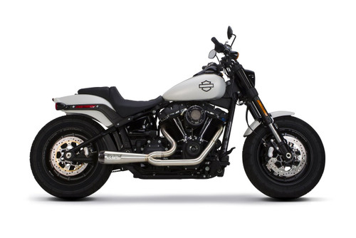 TWO BROS 005-4960199 COMP-S 2 INTO 1 EXHAUST HARLEY SOFTAIL 2018