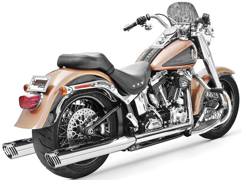 FREEDOM PERFORMANCE HD00234 CHROME Racing True Dual Exhaust  Harley Touring 2009-2016