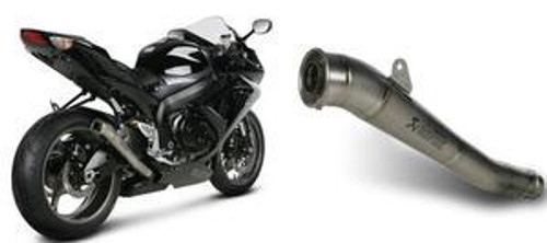AKRAPOVIC SM-S6S01T GP SO EXHAUST GSXR600 GSXR750 08-10