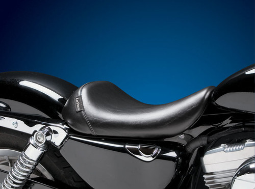 Le Pera LF-006 BARE BONES Solo Seat For Harley Sportster With 3.3 Gallon Tank 2010-2018