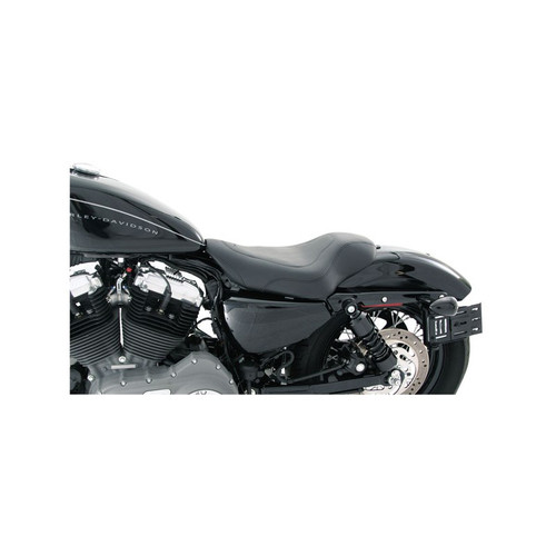 MUSTANG TRIPPER Solo Seat 76570 Harley Sportster 2 1 or 3 3 Gallon Tank  2004-2019