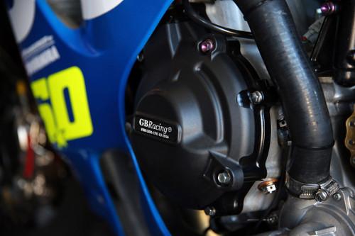 GB RACING EC-GSXR1000-L7-SET-GBR ENGINE COVER / SLIDER KIT 17-18 GSXR1000
