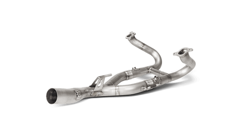 Akrapovic E-B12R6 STAINLESS Exhaust Header BMW R1200R / R1200RS 2015-2018