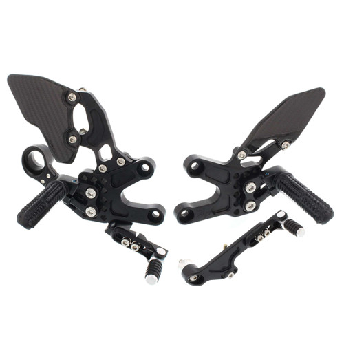 ATTACK PERFORMANCE 218110B REARSET KIT W SHIFT LEVER BLACK CBR1000RR 08-18