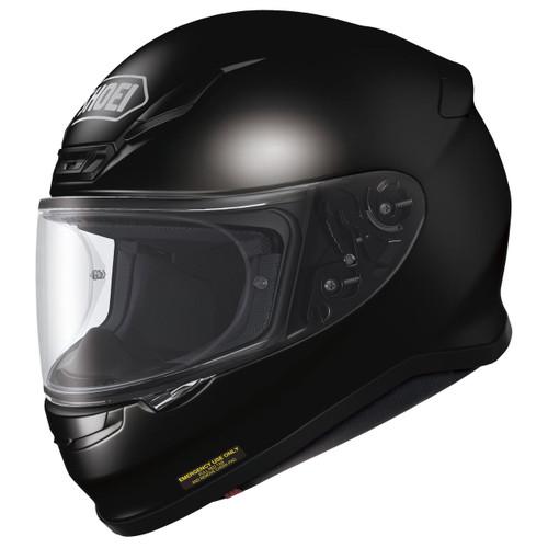 Shoei RF-1200 Helmet Solid BLACK ALL SIZES  0109-0105-06