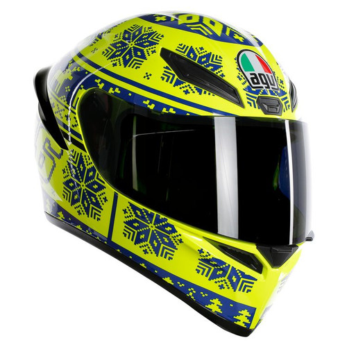 AGV K1 WINTER TEST 46 ROSSI Helmet 0281O0I0004009 ALL SIZES