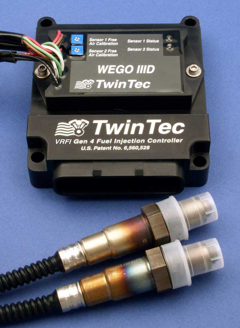 DAYTON TWIN TEC VRFI Gen 4 Fuel Injection Kit 17500 VROD 02-17