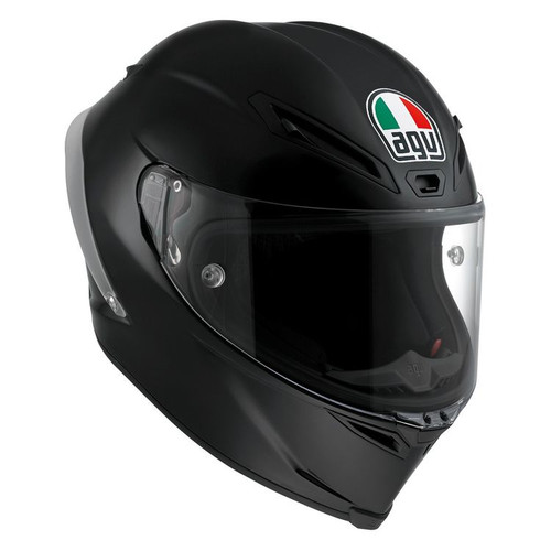 AGV CORSA R MATTE BLACK HELMET ALL SIZES 6121O4HY00309
