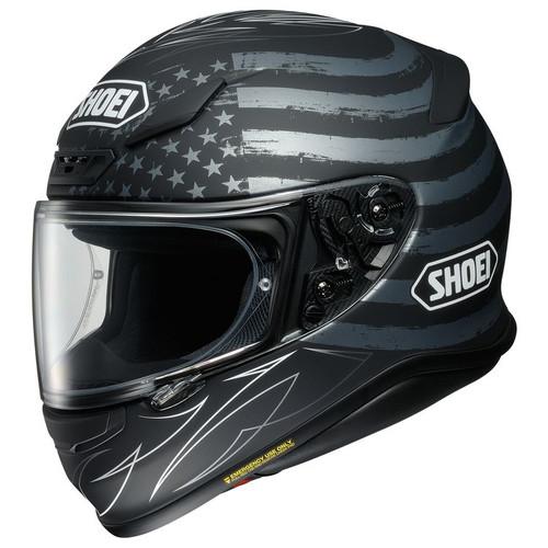 Shoei RF-1200 Dedicated TC-5 Helmet MATTE BLACK / GREY ALL SIZES 0109390506