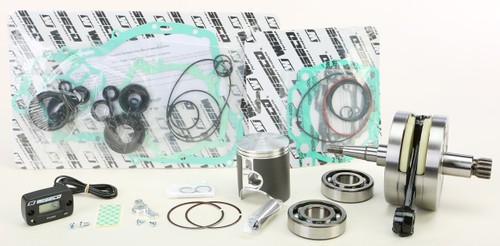 WISECO GARAGE BUDDY PWR134-100 Complete Engine Rebuild Kit YAMAHA YZ250 03-19