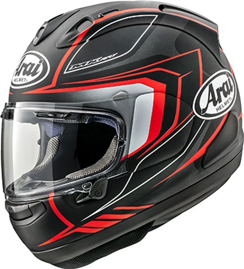 ARAI Corsair-X Bracket Helmet BLACK FROST HELMET ALL SIZES 808173