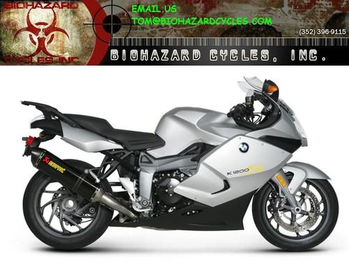 AKRAPOVIC S-B13R1-RC Akrapovic Racing Exhaust System BMW K1300R / K1300S 2009-2016