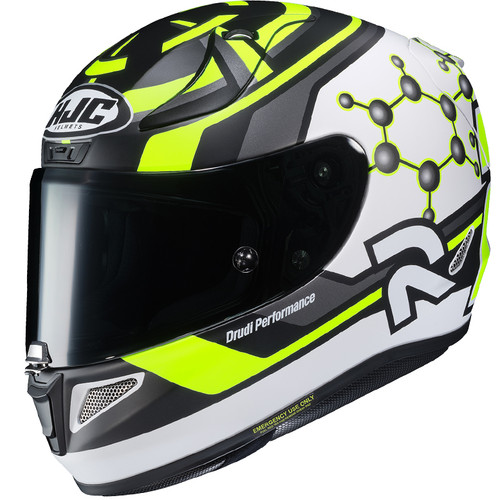 HJC RPHA 11 IANNONE HI-VIZ Helmet ALL SIZES 1689744