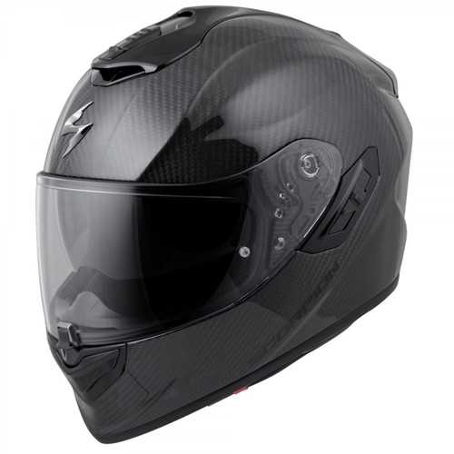 SCORPION EXO-ST1400 CARBON CF GLOSS HELMET ALL SIZES 14C-0035